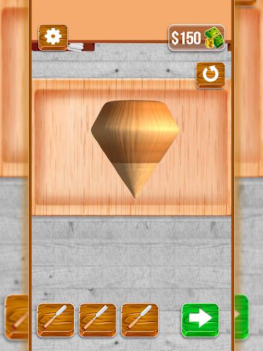 Wood Cutter - Wood Carving Simulator  screenshots 8