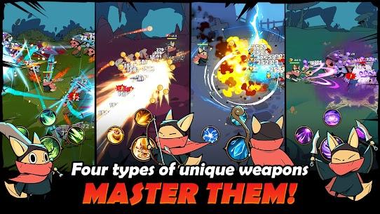 Idle Hero Battle Mod Apk (Unlimited Gold/Gemstone/Skills) 4