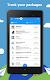 screenshot of Tracking packages - trackgo.ru