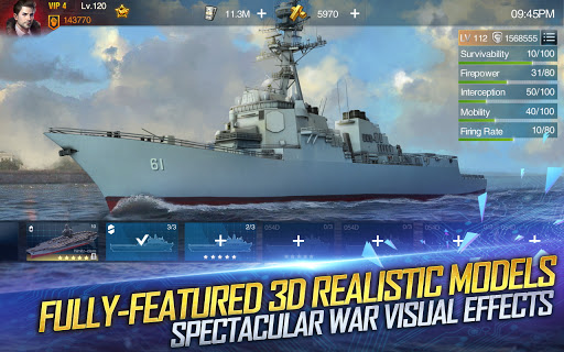 Warship Legend: Idle RPG 1.9.0.0 screenshots 17