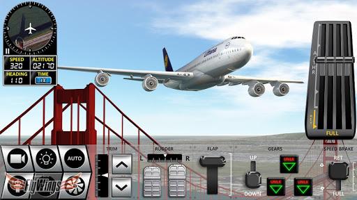 Flight Simulator 2016 FlyWings Free 1.4.2 screenshots 2