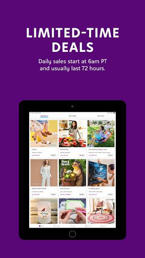 Zulily: Fresh Finds, Daily Deals apktram screenshots 13