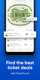 SeatGeek – Tickets to Sports, Concerts, Broadway 4