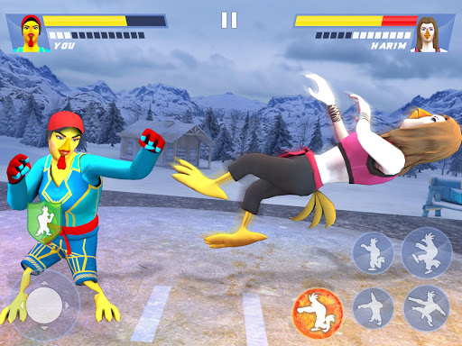 Kung Fu Animal Fighting Games: Wild Karate Fighter 1.0.10 screenshots 16