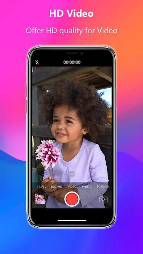 Selfie Camera for iPhone 11  u2013 iCamera IOS 13  Screenshots 6