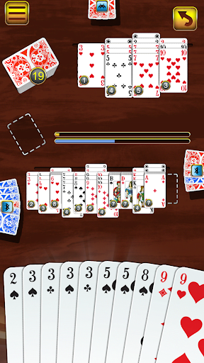 Canasta Multiplayer - Free Card Game  screenshots 2