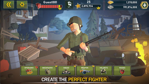 War Ops: WW2 Action Games modavailable screenshots 23