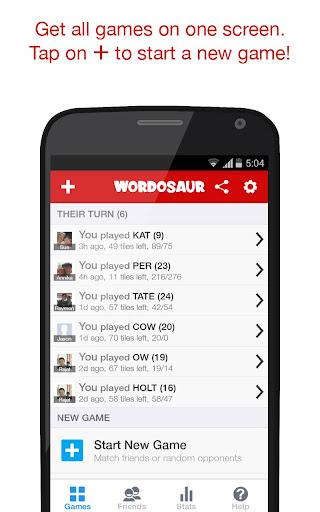 Wordosaur Top Rated Word Game 1.0.48 screenshots 3