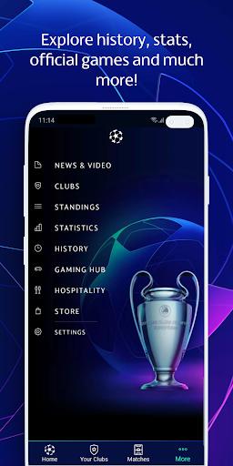 UEFA Champions League football: live scores & news 2.90.4 Screenshots 5