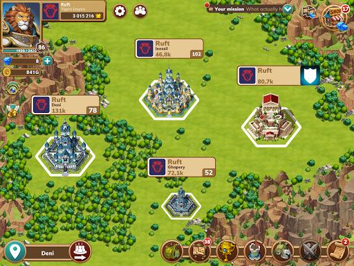 Million Lords: Kingdom Conquest - Strategy War MMO 2.4.7 screenshots 16
