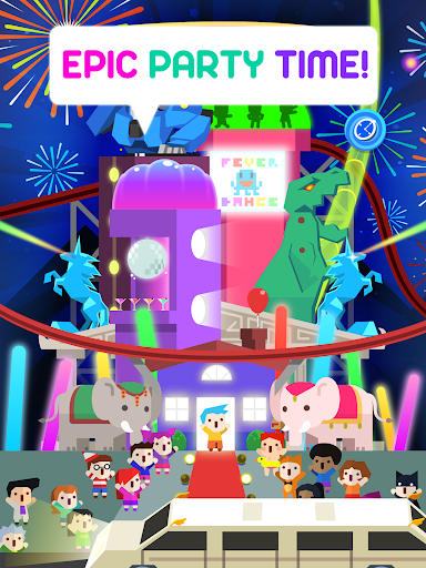 Epic Party Clicker - Throw Epic Dance Parties! 2.14.9 screenshots 7