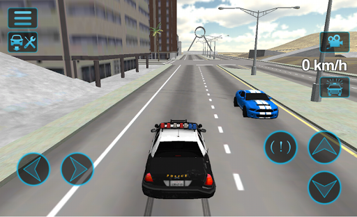 Fast Police Car Driving 3D 1.17 screenshots 1