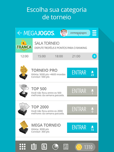 Tranca Online: Jogo de Cartas 104.1.37 screenshots 15