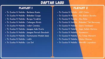 Tri Suaka ft Nabila Complete Offline