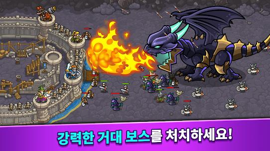 Idle Kingdom Defense Mod Apk 1.0.16 (Unlimited Money) 3
