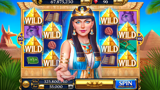 Jackpot Slot Machines - Slots Erau2122 Vegas Casino  screenshots 1
