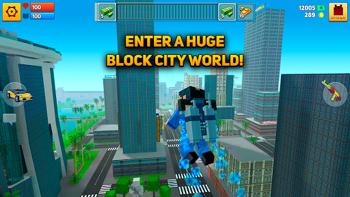 Block City Wars: Pixel Shooter with Battle Royale apktram screenshots 2