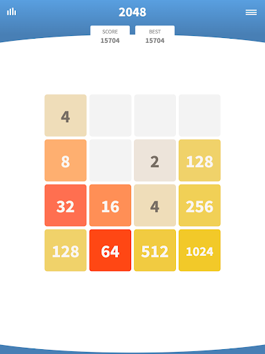 2048 Classic u00b7 Swipe Game  screenshots 7