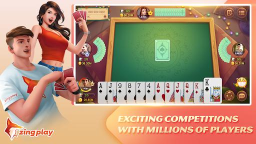 ZingPlay Games Portal – Card, Board & Casual game 1.0.1 screenshots 1