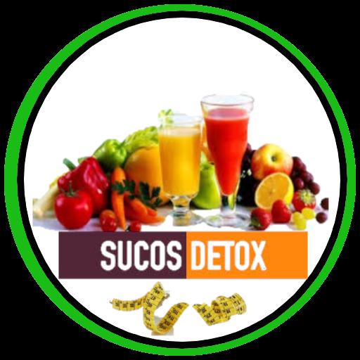 Baixar Sucos Detox e Emagrecedor