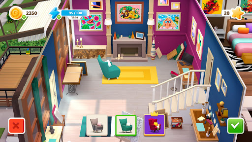 Gallery: Coloring Book by Number & Home Decor Game  screenshots 7