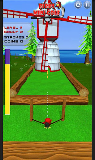 Bird Mini Golf - Freestyle Fun modavailable screenshots 4