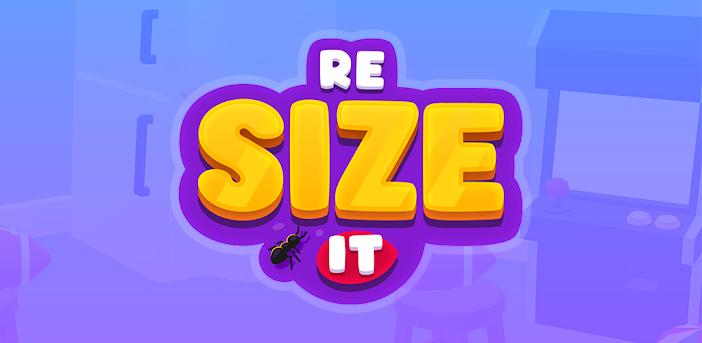 Re-Size-It: Löse das Gehirn-Puzzle