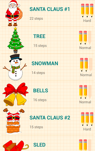How to Draw Christmas 5.0 Screenshots 7