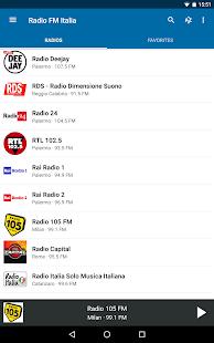 Radio FM Italia (Italy)
