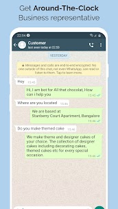 Butlr – Schedule WhatsApp Messages, Text Chat Bot 3