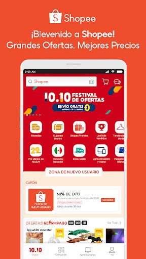 Shopee MX 10.10 Festival  screenshots 1