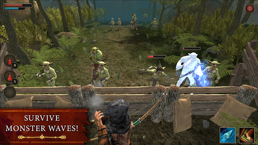 Survival Defender apktreat screenshots 1