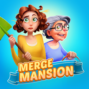 Merge Mansion  The Mansion Full of Mysteries