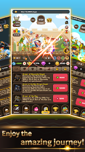 +9 God Blessing Knight – Cash Knight Mod Apk 2.16 (Unlimited Gold) 4