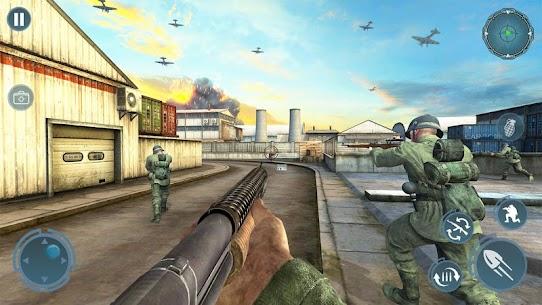 Call of Sniper World War: Special Forces WW2 Mod Apk (God Mode) 7