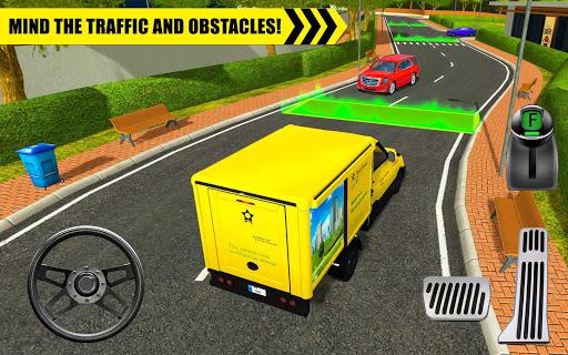 Truck Driver: Depot Parking Simulator 1.2 screenshots 8