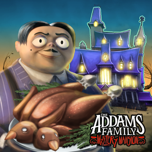 Addams Family: Mystery Mansion - The Horror House! 0.2.8