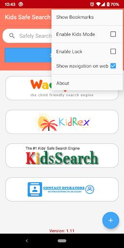 Kids Safe Search 1.22 Screenshots 4