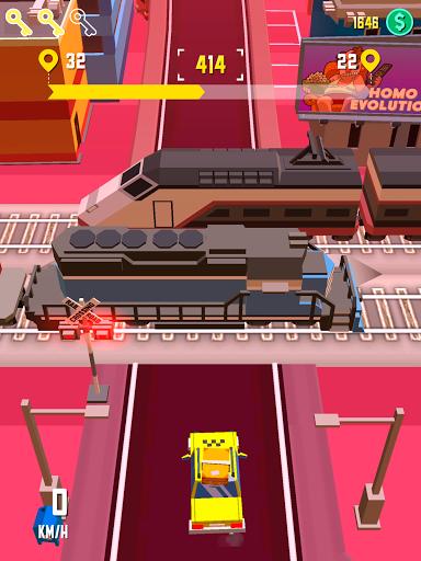 Taxi Run - Crazy Driver 1.30 screenshots 11
