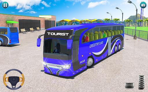 City Bus Simulator 2021: Free Coach Driving 2021  screenshots 17