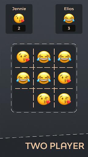 Tic Tac Toe Emoji - Online & Offline 4.5 screenshots 4
