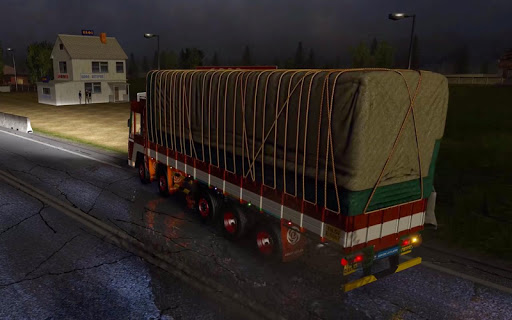 Cargo Truck Driving Games 2020: Truck Driving 3D android2mod screenshots 5