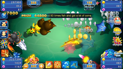 BanCa Fishing - Be a fish hunter  screenshots 13