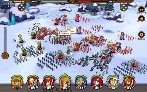 Mini Warriors screenshots 6