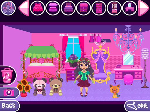 My Princess Castle - Doll and Home Decoration Game 1.2 screenshots 9