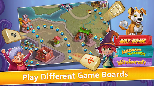 Mahjong Tiny Tales  screenshots 11