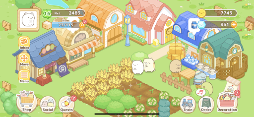 Sumikkogurashi Farm  screenshots 4