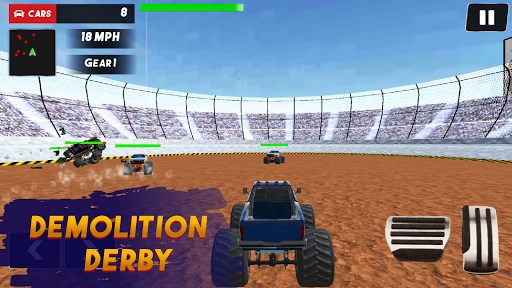 Monster Truck Demolition - Derby Destruction 2021 1.0.2 screenshots 1