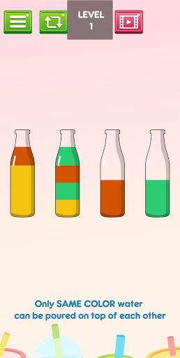 Liquid Sort Puzzle : Water Color Sort 3.0 screenshots 7