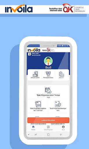 apk Invoila – Pinjaman Online Modal Usaha